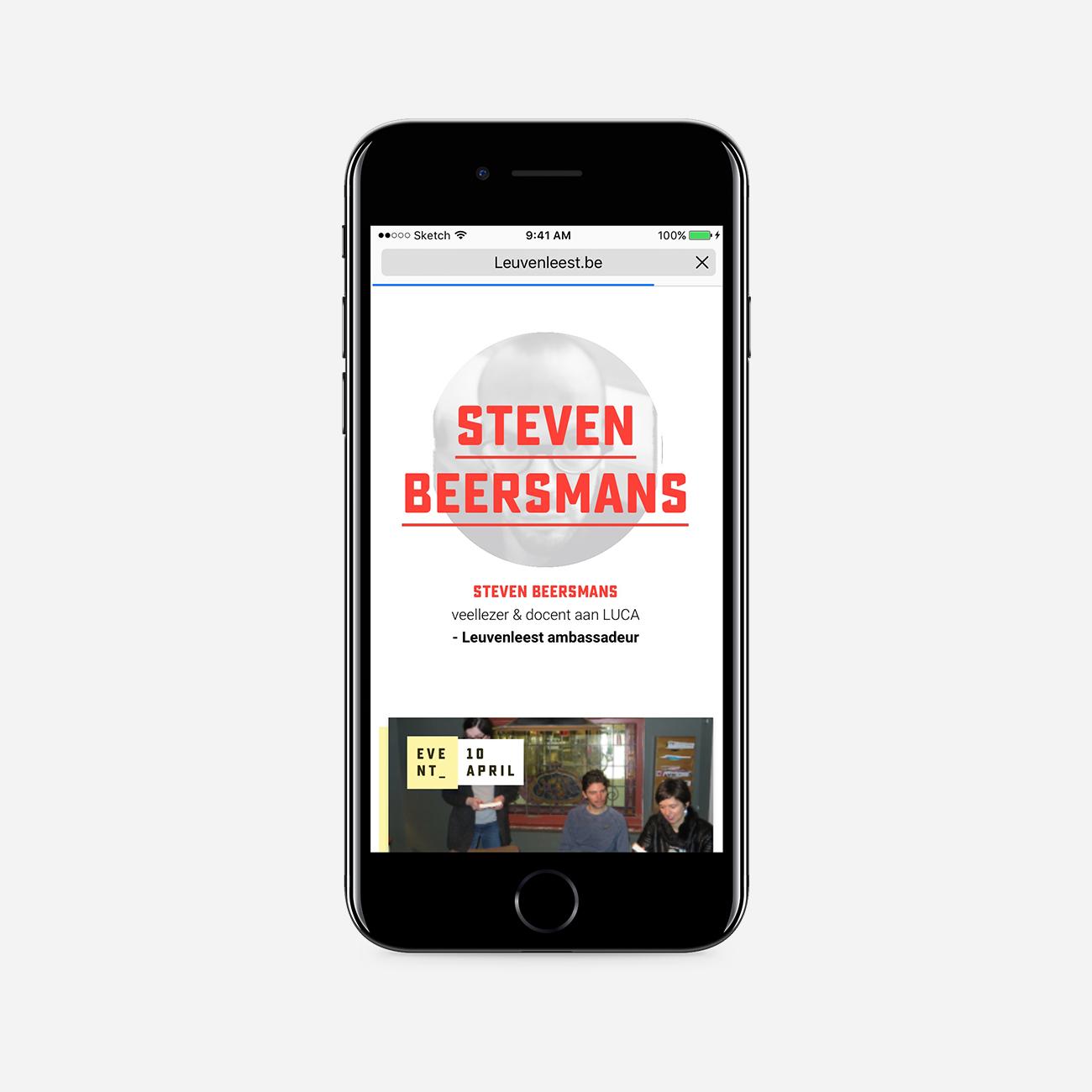 Leuven Leest Mobile
