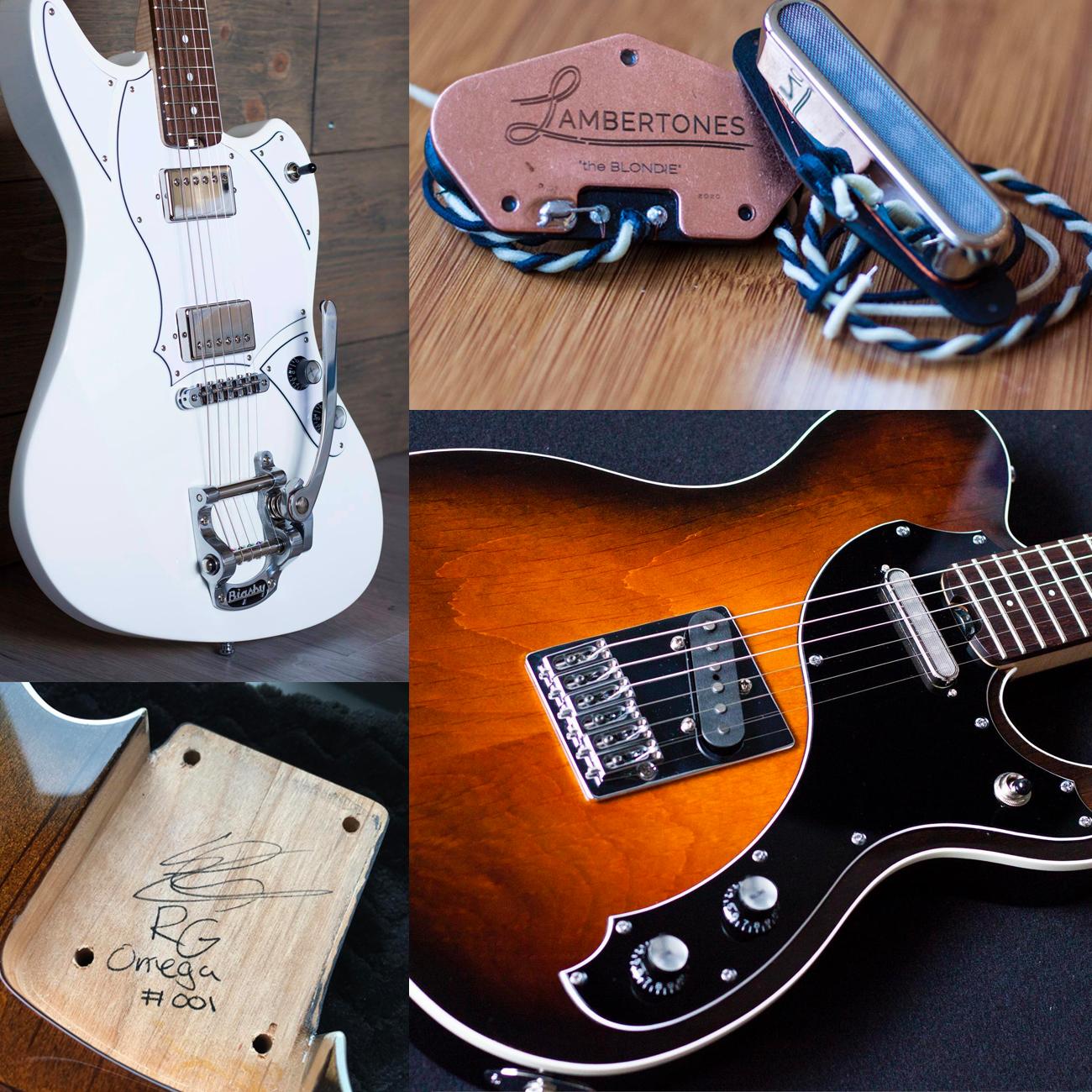 Resolute Guitars Photos