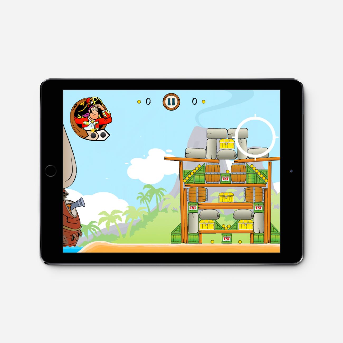 Piet Piraat Schattenjacht IOS Game Detail