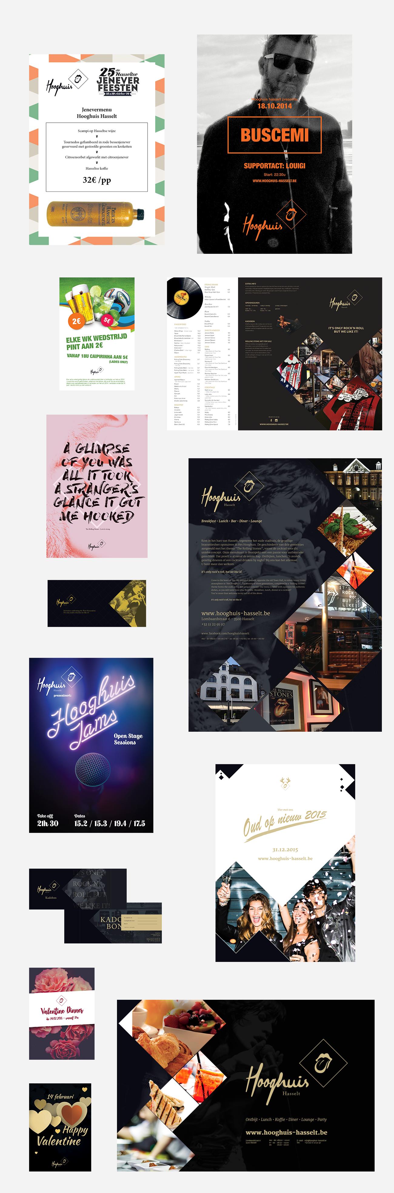 Hooghuis - Graphic Design