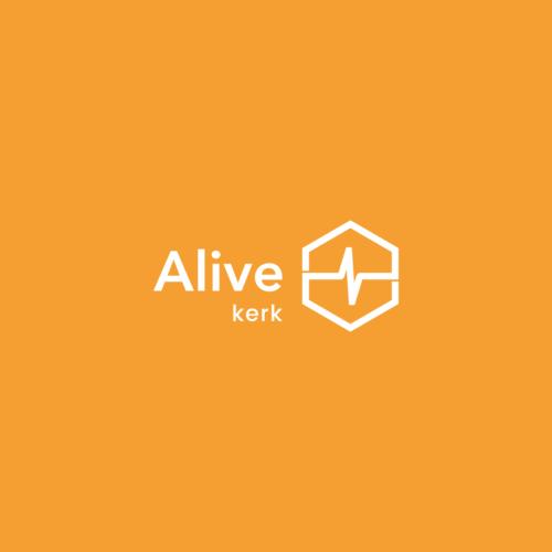 Alivekerk - Logo