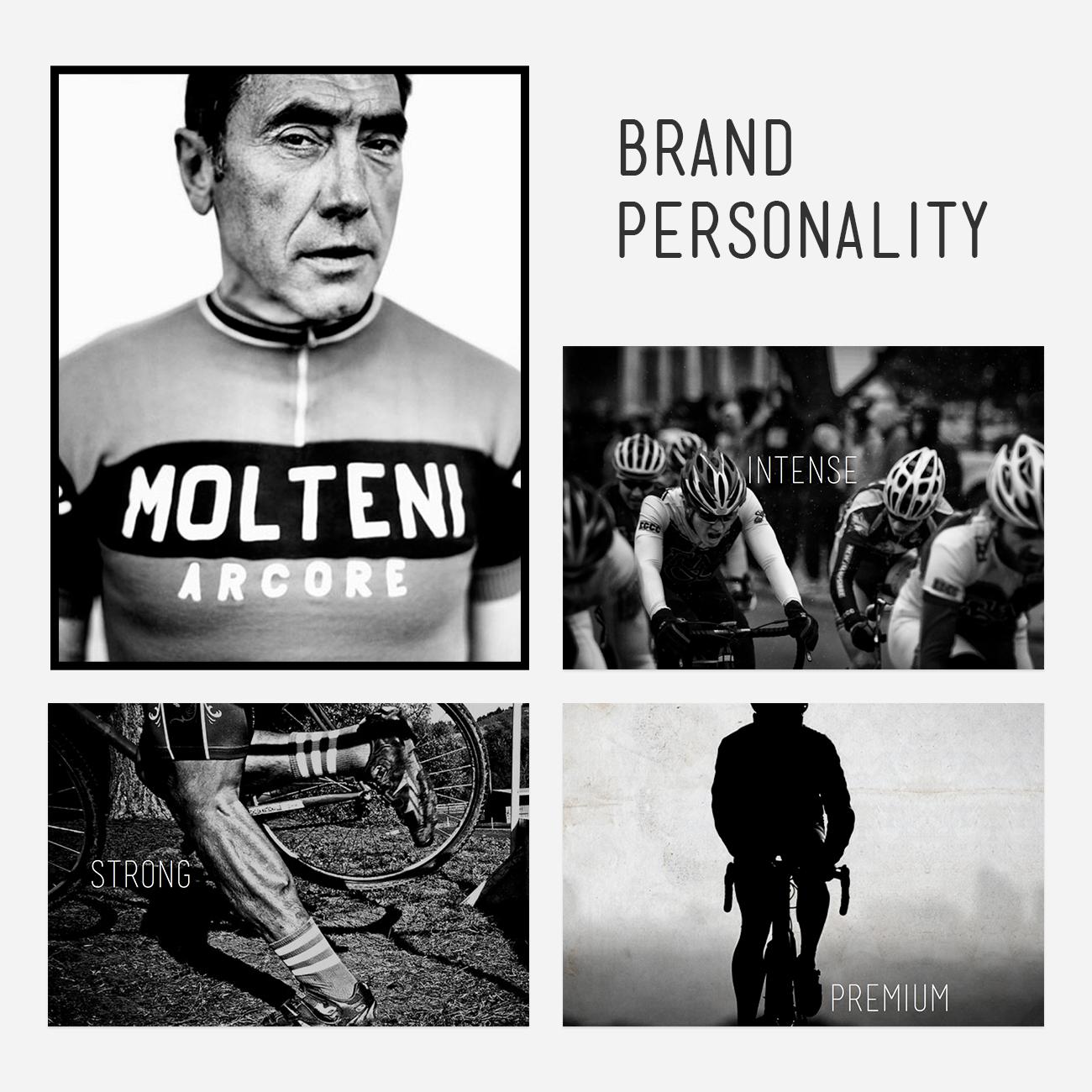 Bike7 - Brand Personality