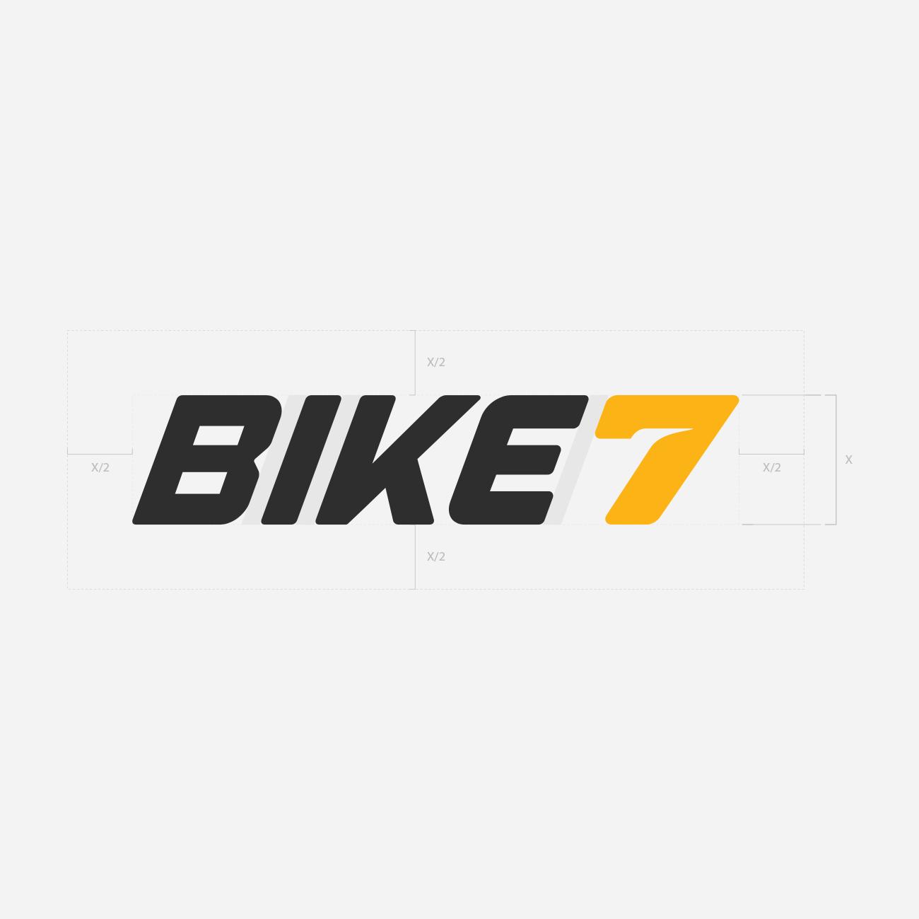 Bike7 - Logo ontwerp